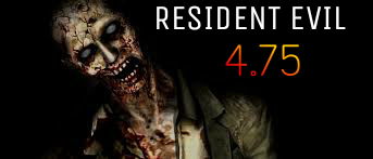 Fanfic / Fanfiction Resident evil 4.75