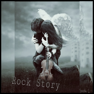 Fanfic / Fanfiction Rock Story (Amor doce - Castiel)