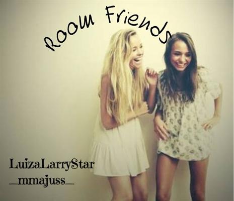 Fanfic / Fanfiction Room Friends