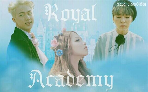 Fanfic / Fanfiction Royal Academy - Imagine Min Yoongi