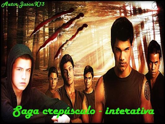 Fanfic / Fanfiction Saga crepúsculo - interativa