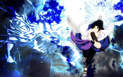 Fanfic / Fanfiction Sasuke em busca da paz