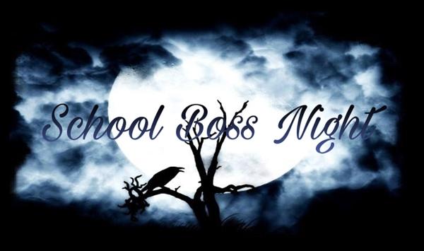 Fanfic / Fanfiction School Boss Night