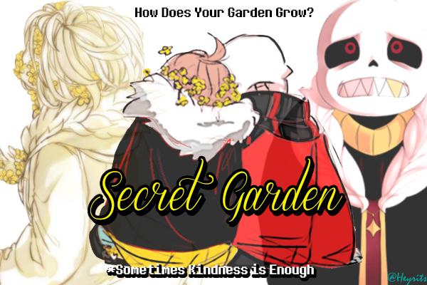 Fanfic / Fanfiction Secret Garden