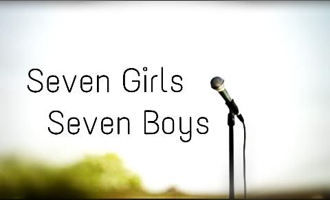 Fanfic / Fanfiction Seven Girls, Seven Boys {Interativa}
