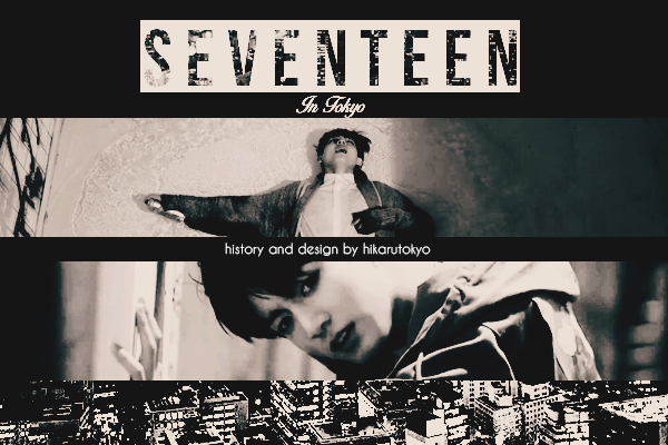 Fanfic / Fanfiction Seventeen in Tokyo