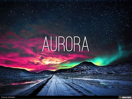 Fanfic / Fanfiction Simplesmente Aurora