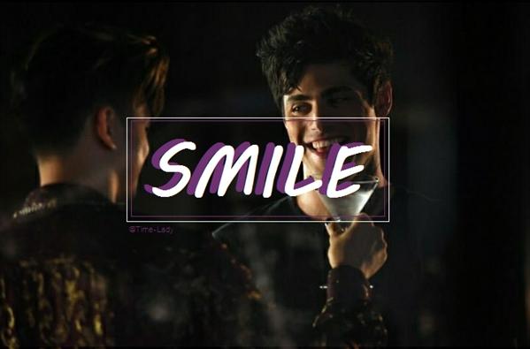 Fanfic / Fanfiction Smile