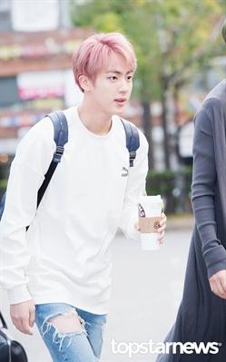 Fanfic / Fanfiction Sonho: Sai com o Jin(BTS)