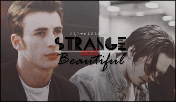 Fanfic / Fanfiction Strange and Beautiful