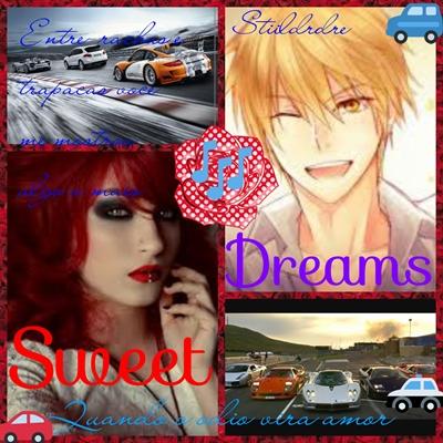Fanfic / Fanfiction Sweet Dreams.