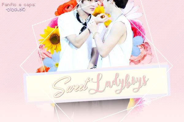 Fanfic / Fanfiction Sweet Ladyboys