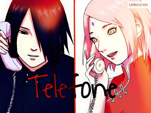 Fanfic / Fanfiction Telefone