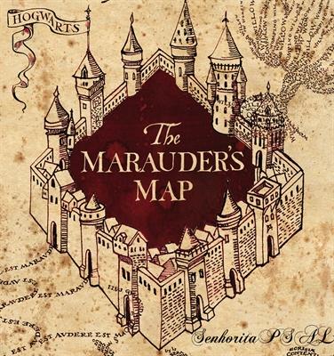 Fanfic / Fanfiction The Marauder's Map