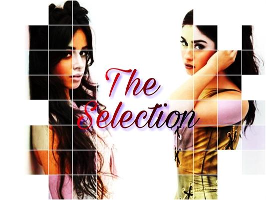 Fanfic / Fanfiction The Selection (Adaptação Camren)