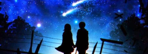 Fanfic / Fanfiction Todas as estrelas