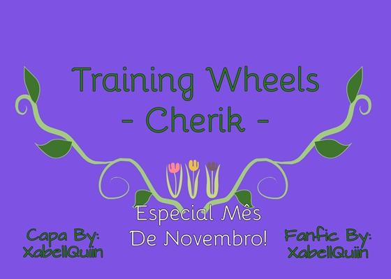 Fanfic / Fanfiction Training Wheels - Cherik -