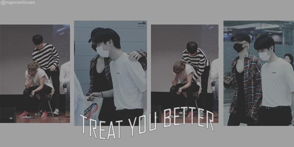 Fanfic / Fanfiction Treat You Better