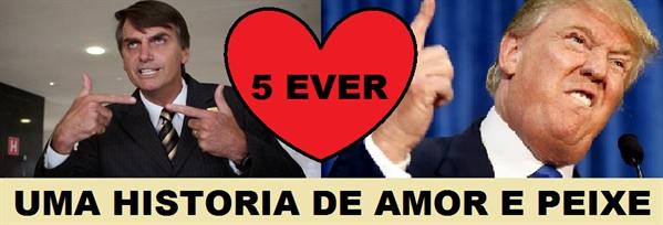 Fanfic / Fanfiction TrumpNaro: Um amor proibido