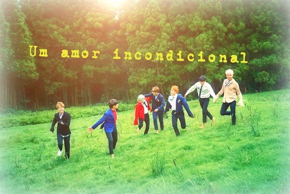Fanfic / Fanfiction Um amor incondicional(jikook,namjin e vhope)