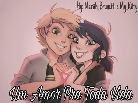Fanfic / Fanfiction Um Amor Pra Toda Vida...