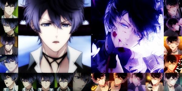 Fanfic / Fanfiction Um amor sangrento (Ruki)