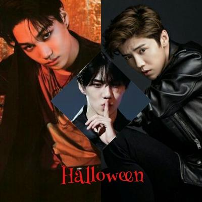 Fanfic / Fanfiction Um Halloween fora de série