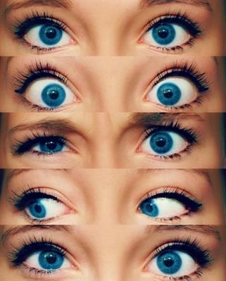 Fanfic / Fanfiction Um olhar de segredos
