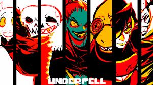 Fanfic / Fanfiction UnderFell