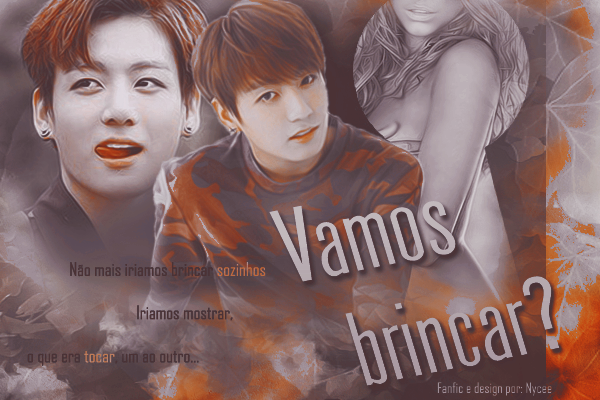 Fanfic / Fanfiction Vamos brincar? (Imagine Jung Kook- BTS)