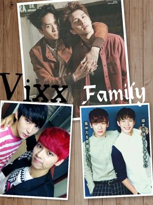 Fanfic / Fanfiction Vixx family