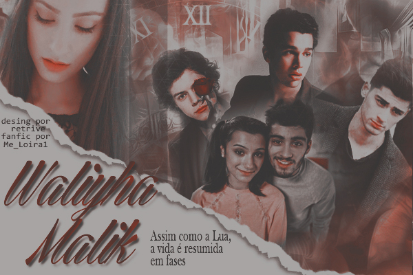Fanfic / Fanfiction Waliyha Malik