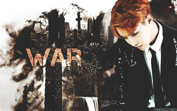 Fanfic / Fanfiction War (J Hope)