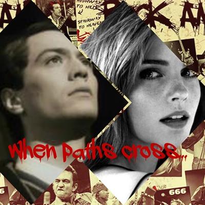 Fanfic / Fanfiction When paths cross ...