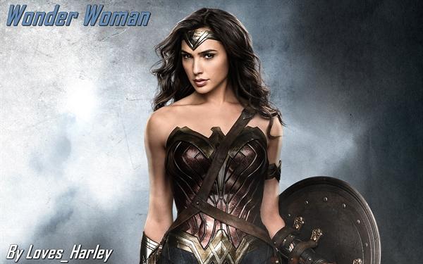 Fanfic / Fanfiction Wonder Woman