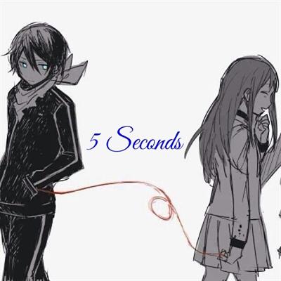 Fanfic / Fanfiction Yato X Hiyori :5 Seconds