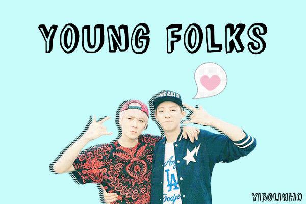 Fanfic / Fanfiction Young Folks
