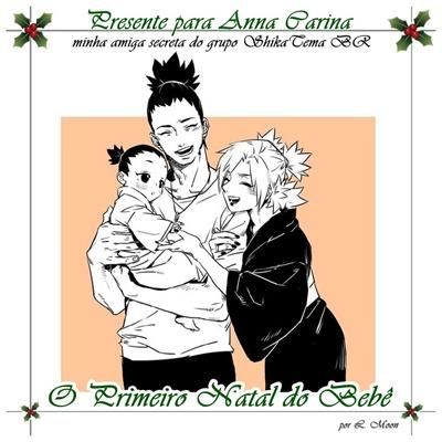 Fanfic / Fanfiction O Primeiro Natal do Bebê