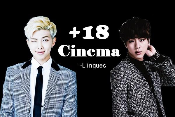 Fanfic / Fanfiction Cinema - One shot threesome Rap Monster e Jin - BTS