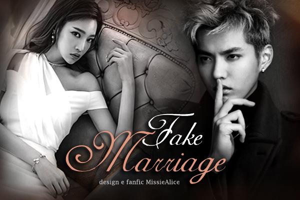 Fanfic / Fanfiction Fake Marriage