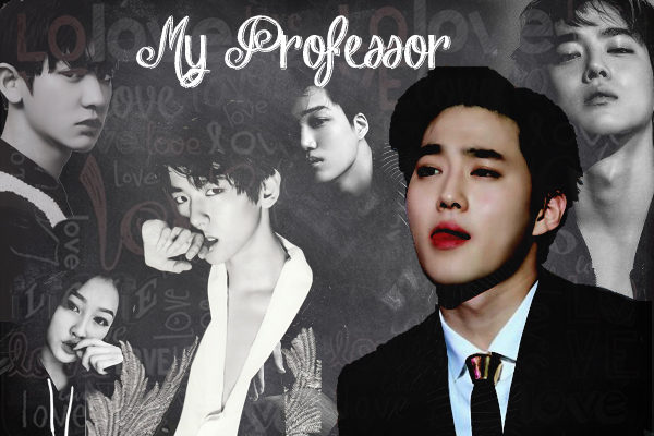Fanfic / Fanfiction My Professor - Imagine Suho - EXO