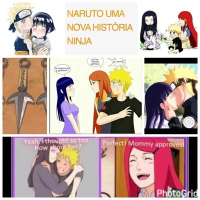 Fanfic / Fanfiction Naruto Uma Nova História Ninja