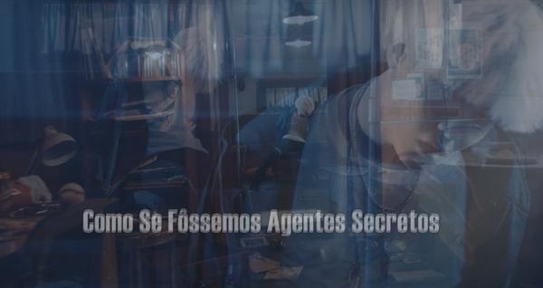 Fanfic / Fanfiction Como Se Fôssemos Agentes Secretos - Suga