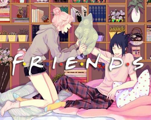 Fanfic / Fanfiction Friends