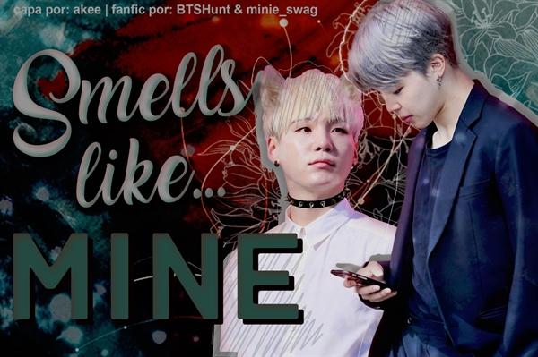 Fanfic / Fanfiction Smells Like... Mine (Yoonmin Hybrid)
