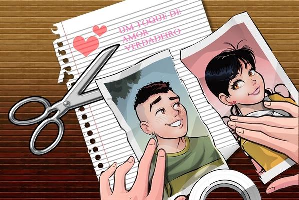 Fanfic / Fanfiction Um Toque De Amor Verdadeiro