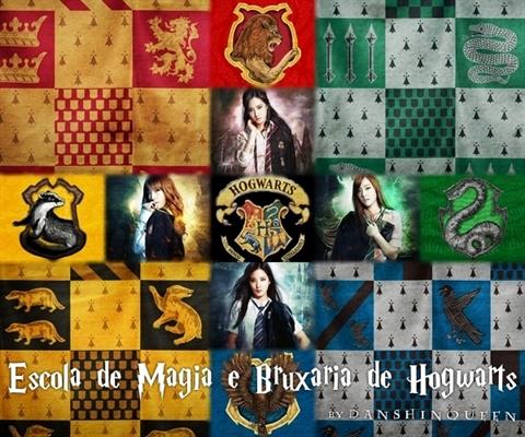 Fanfic / Fanfiction Escola de Magia e Bruxaria de Hogwarts