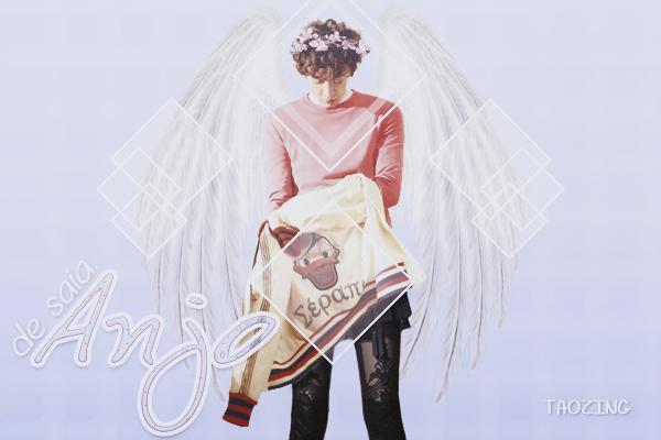 Fanfic / Fanfiction Anjo de Saia