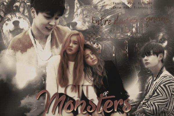 Fanfic / Fanfiction City Of Monster - BTS x BLACKPINK