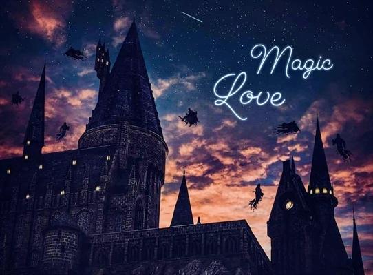 Fanfic / Fanfiction Magic Love